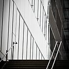 Stairway to Starbucks by Jen Wahl