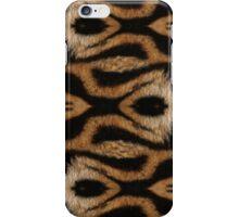 Tiger skin pattern 005 iPhone Case/Skin