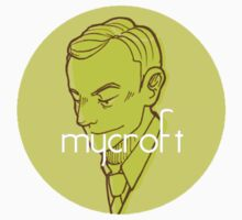 [Mycroft] by ohcararara
