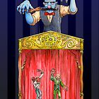 The Puppeteer and the eternal show by drono