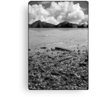 The You Yangs from Pebble Beach Canvas Print