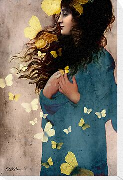 Bye bye butterfly by Catrin Welz-Stein