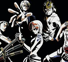 One Piece 01 by Daftpunk89