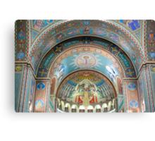 Votive Church of Szeged Canvas Print