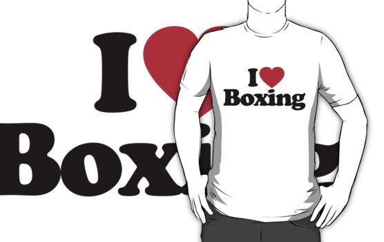 I Love Boxing by iheart