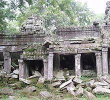 Natural Destruction by bhavini