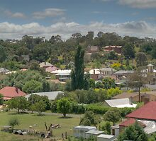 Historic Carcoar, NSW by Adrian Paul