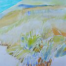 Lord Howe watercolour by avalyn