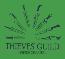 Thieves Guild - Riften Chapter by OsoPescado