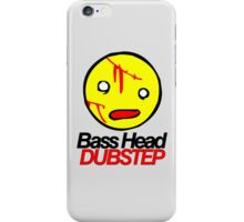 Bass Head Dubstep  iPhone Case/Skin