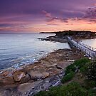 La Perouse Sunset by Andi Surjanto