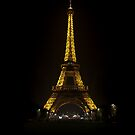Eiffel Tower by BlaizerB
