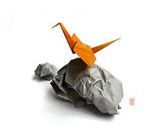 Rocking Crane by 73553
