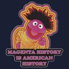 Magenta History Month by DrewSomervell