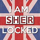 I Am Sherlocked by Sani Evans