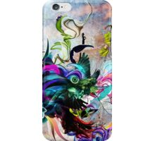 Streaming Eyes iPhone Case/Skin