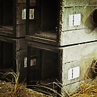 Against Boxes They Lean by JelmervNuss