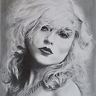 Debbie Harry - Blondie by Mike O'Connell