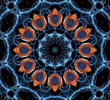 "digital mandala #4: ""Mindful Focus"" by heir704"