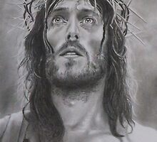 Jesus Of Nazareth by Mike O'Connell