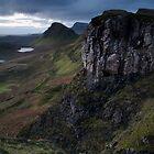Dark hills by Christopher Cullen