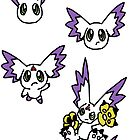 calumon evolution by Amy101