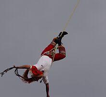 Flyers V - Voladores by Bernhard Matejka