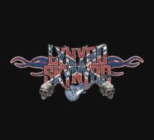 Lynyrd Skynyrd by Alternative Art Steve