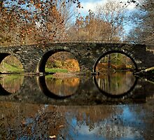 Stone Arch Bridge by William  Donnelly