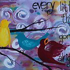 Three Little Birds by Paula Asbell