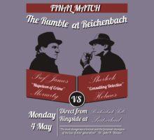 Rumble at Reichenbach Kids Clothes