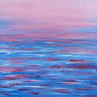 Rosy Twilight by Cathy Gilday