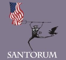 SANTORUM 3 by Alex Preiss