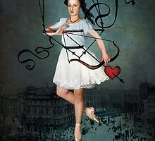 Hit by your love by Catrin Welz-Stein