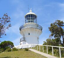 Sugar Loaf Point Lighthouse by DashTravels