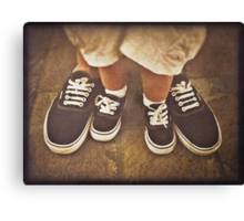 ~ the twins ~ Canvas Print