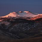 Mt. Rose Sunrise by ZenCowboy
