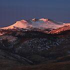 Mt. Rose Sunrise by ZenCowboy