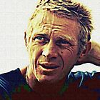 STEVE MCQUEEN by Terry Collett