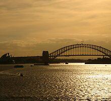 Golden Sydney by Noel Elliot