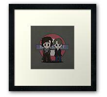 Baker Street Consultants Framed Print