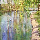 Willows, Lake Burley Giffin by Terri Maddock