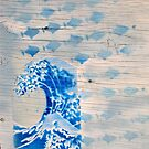 23/2 Beyond the Great Wave by Evelyn Bach