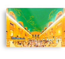 Grand Central Terminal: NYC Metal Print