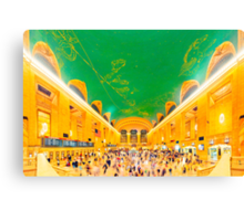 Grand Central Terminal: NYC Canvas Print