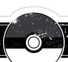 Pokemon Trainers Academy Sticker