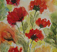 Summer Garden by Josie Duff