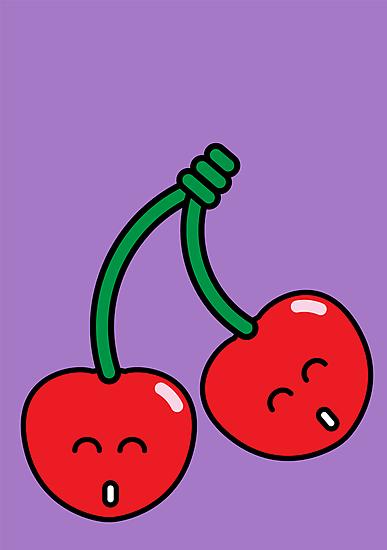 Cherry Twins by eZonkey