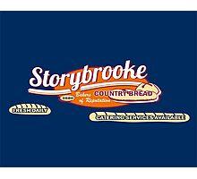 Storybrooke Bakery Photographic Print