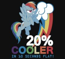 20% cooler by kidomaga